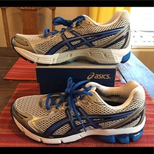 NWB Asics GT-2170 mens size 8 running shoe